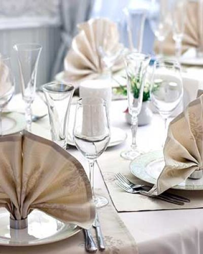 TABLEWARE, HORECA & FOOD-SERVICE