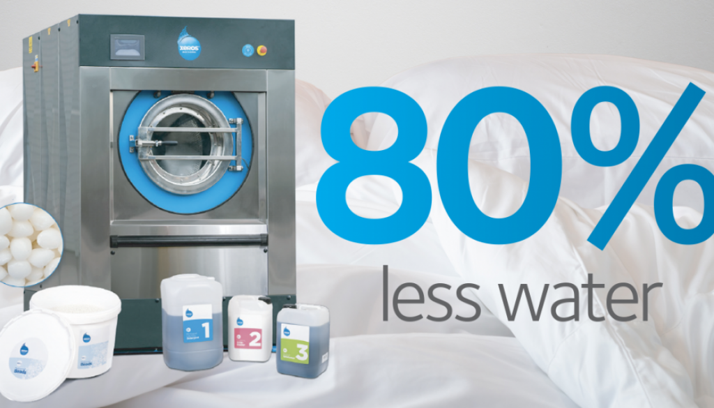 Waterless Laundry System