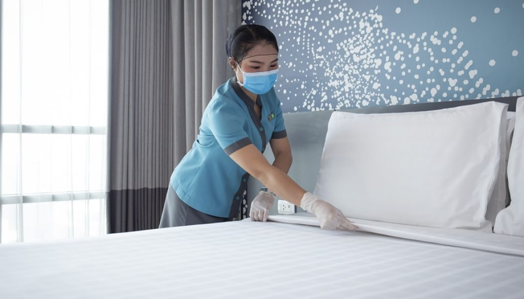 Hotel groups cleaning up their act to prepare for post-Covid era