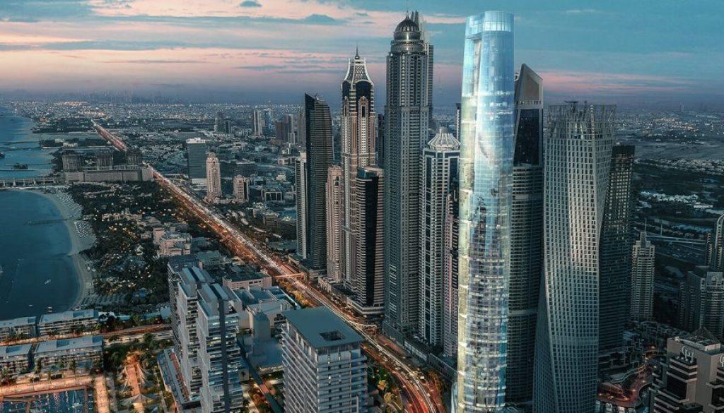 Project in focus - Ciel Dubai Marina 2