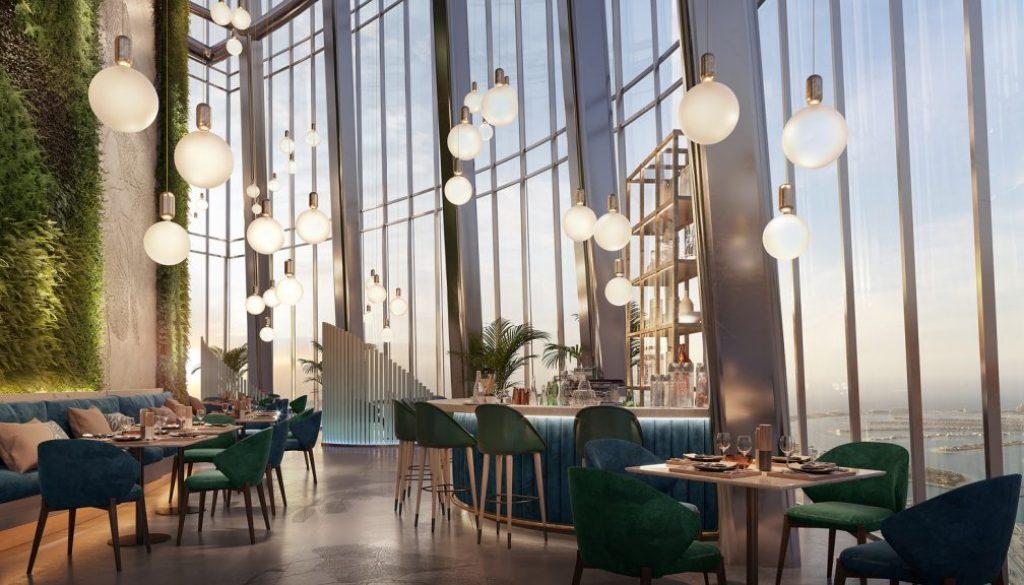 Project in focus - Ciel Dubai Marina 4