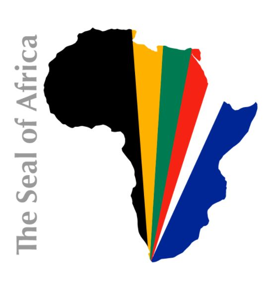 The Seal of Africa logo