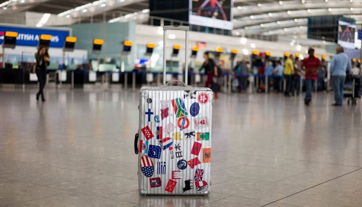 International travel makes a return under alert level 1