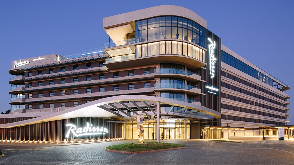 Radisson opens twelfth hotel in South Africa