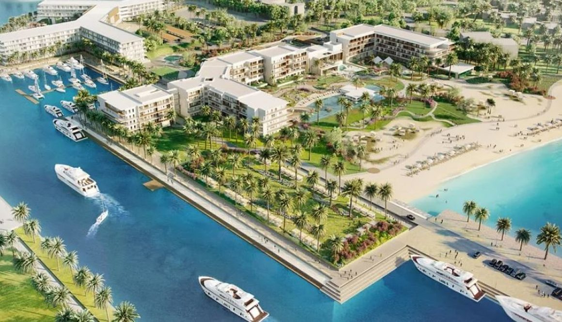 Africa hotel projects report