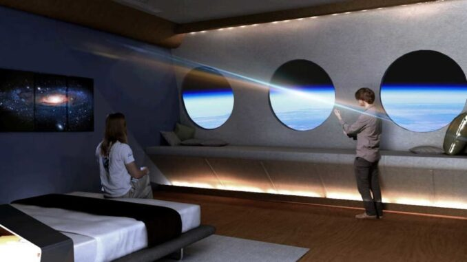 First Hotel in Space Plans to Open in 2027 for An Out of This World Guest Experience