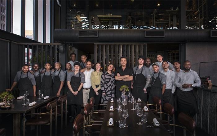 Fyn - Chef Peter Tempelhoff & team